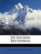 de Excidio Britanniae - Stevenson, Joseph; Gildas