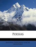 Poesias - Monteiro, Antonio Peregrino Maciel
