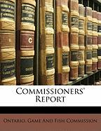 Commissioners' Report