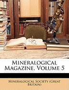Mineralogical Magazine, Volume 5