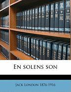 En Solens Son - London, Jack