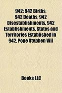 942: List of State Leaders in 942,
