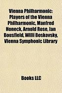 Vienna Philharmonic: Vienna Symphonic Library, Musikverein,