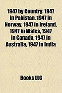 1947 by Country: 1947 in Pakistan