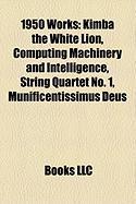1950 Works: Kimba the White Lion