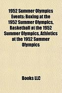 1952 Summer Olympics Events: Boxing at the 1952 Summer Olympics