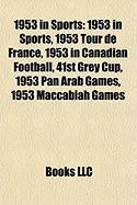 1953 in Sports: 1953 Tour de France