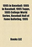 1995 in Baseball: 1995 Ibf World Championships
