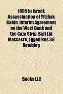 1995 in Israel: Assassination of Yitzhak Rabin