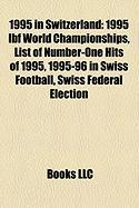 1995 in Switzerland: 1995 Ibf World Championships