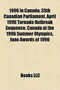 1996 in Canada: 35th Canadian Parliament