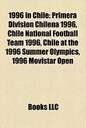 1996 in Chile: Primera Divisin Chilena 1996