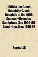 1996 in the Czech Republic: Czech Republic at the 1996 Summer Olympics