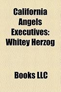 California Angels Executives: Whitey Herzog
