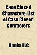 Case Closed Characters: List of Case Closed Characters, Jimmy Kudo, Kaito Kuroba