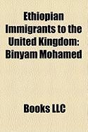 Ethiopian Immigrants to the United Kingdom: Binyam Mohamed