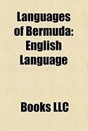 Languages of Bermuda: English Language