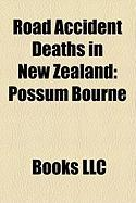 Road Accident Deaths in New Zealand: Possum Bourne, Peter Phipps, Deborah Howell, Michael King, Graham Condon, Ron Chippindale, Road Toll