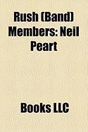 Rush (Band) Members: Neil Peart