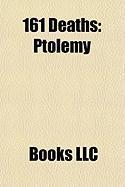 161 Deaths: Ptolemy, Antoninus Pius