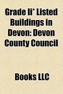 Grade II* Listed Buildings in Devon: Devon County Council