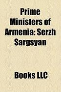 Prime Ministers of Armenia: Serzh Sargsyan