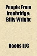 People from Ironbridge: Billy Wright