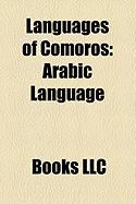 Languages of Comoros: Arabic Language