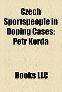 Czech Sportspeople in Doping Cases: Petr Korda