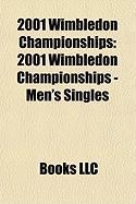 2001 Wimbledon Championships: 2001 Wimbledon Championships - Men's Singles