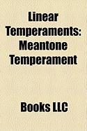 Linear Temperaments: Meantone Temperament