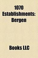 1070 Establishments: Bergen, St. Michael's Church, Southampton