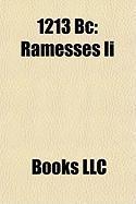 1213 BC: Ramesses II