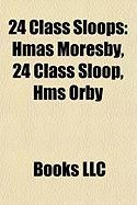 24 Class Sloops: Hmas Moresby