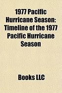 1977 Pacific Hurricane Season: Timeline of the 1977 Pacific Hurricane Season