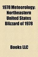 1978 Meteorology: Northeastern United States Blizzard of 1978