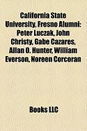 California State University, Fresno Alumni: Peter Luczak