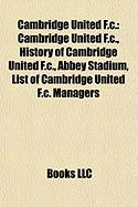 Cambridge United F.C.: Ohlone