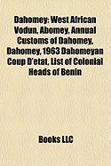 Dahomey: West African Vodun