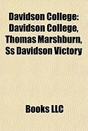 Davidson College: List of David Letterman Sketches