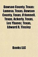 Dawson County, Texas: Lamesa, Texas