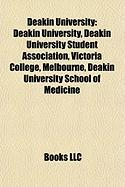 Deakin University: Lamesa, Texas