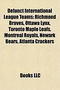 Defunct International League Teams: Toronto Maple Leafs