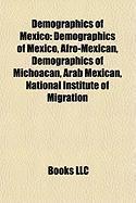 Demographics of Mexico: Life