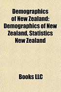 Demographics of New Zealand: Statistics New Zealand
