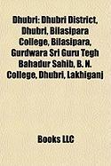 Dhubri: Dhubri District