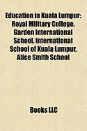 Education in Kuala Lumpur: Royal Military College
