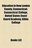 Education in New London County, Connecticut: Connecticut College
