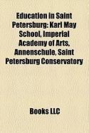 Education in Saint Petersburg: Karl May School