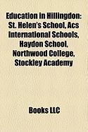 Education in Hillingdon: St. Helen's School